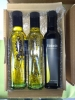 Oli aromatitzat d'olives negres 250 ml