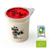 Iogurt maduixa ecològic 125 grs